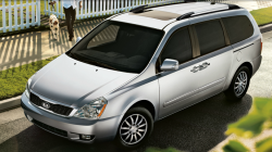 Kia Sedona Recalled Again to Fix Lower Control Arms
