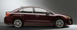 Subaru Recalls Impreza To Fix Bizarre Airbag Failures