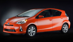 Government Denies Petition to Investigate Toyota Prius c