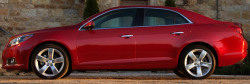 2013 Chevy Malibu Recalled For Suspension Bolt Problems