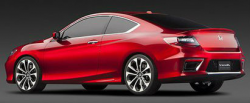 Honda Recalls Accord Because of Fire Risk From Gas Leak