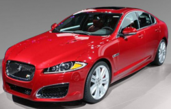 2013 Jaguar XF Recalled for Fuel Pump Problems