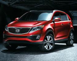 Kia Sportage Recalled For Misprinted Labels
