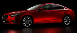 Mazda6 Recalled For Doors that Fly Open While Driving