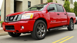 Nissan Recalls Titan and Armada Because of Brake Failure