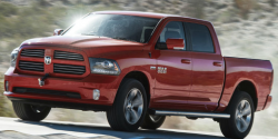 Chrysler Recalls Trucks With Turn Signal Problems