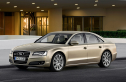 Audi A8 Recalled After Complaints About Engines Stalling