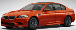 BMW Recalls M5, M6 Coupe, and M6 Convertible Vehicles