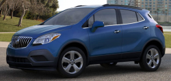 GM Recalls Buick Encore Because Steering Wheel Could Fall Off