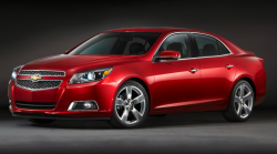 Chevrolet Malibu Recalled to Fix Shift Selector Problems
