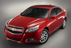 2013 Chevrolet Malibu Airbag Module Problems