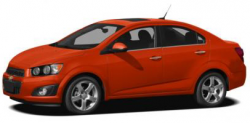 Turn Signal Problems Cause Chevy to Recall 2013 Sonic