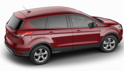 Ford Recalls 2013 Ford Escape and Fusion Over Fire Danger