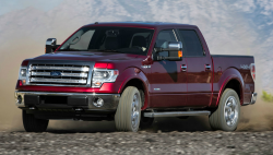 Ford Recalls 271,000 F-150 Trucks For Leaking Master Cylinders
