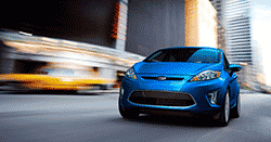 Ford Recalls 2011-2013 Ford Fiesta For Air Bag Problems