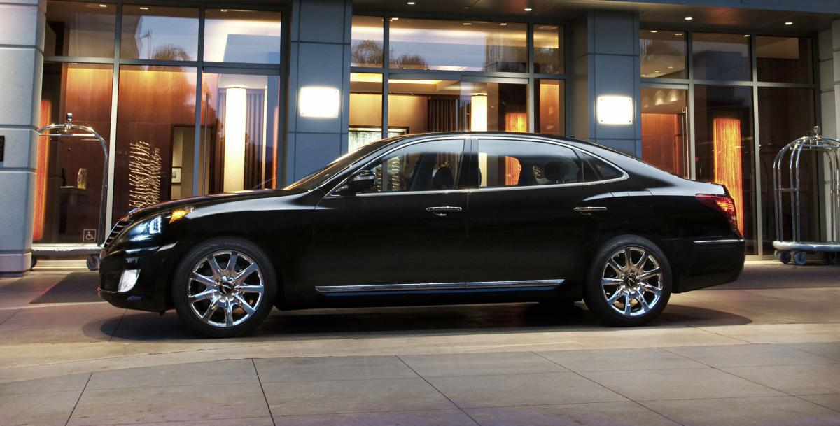 Hyundai Recalls Genesis and Equus to Fix Windshield Wiper ...