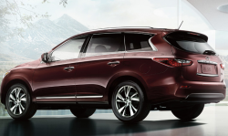 Infiniti JX35 Recalled Due to Fuel System Problems