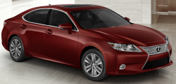 Possible Problems With the Emergency Trunk Escape Lever in Lexus Vehicles