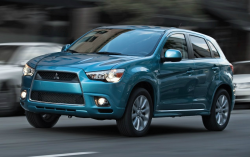 Mitsubishi Recalls Vehicles That Can Lose Control