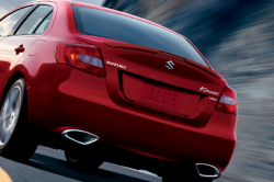 Suzuki Kizashi and SX4 Recalled Over CVT Problems