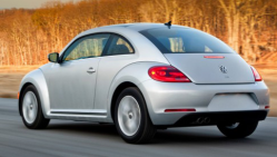Volkswagen Recalls Certain 2012-2013 Beetle Vehicles