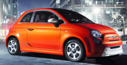 Fiat Recalls Electric Cars That Won't Drive