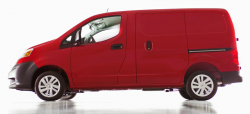 Nissan Recalls NV200 Cargo Van For Wiring Problems