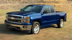 GM Recalls Trucks With Faulty Passenger Air Bags