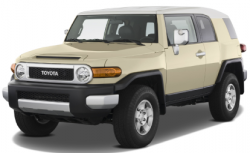 Toyota FJ Cruiser Recalled To Fix Bad Weld That Affects Steering Control