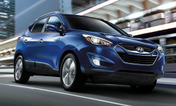 Hyundai Recalls Tucson For Air Bags That Pop Out of Steering Wheels