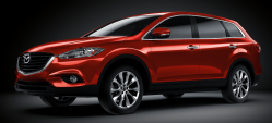 Over 193,000 Mazda CX-9 SUVs Recalled After Wheels Fall Off