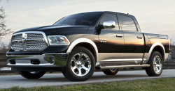 Chrysler Recalls 10,000 Trucks For Faulty Dash Lights