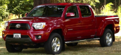 Toyota Recalls Vehicles With Incorrect Tire Pressure Labels