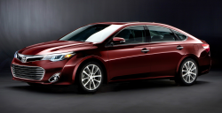 Toyota Recalls Avalon and Camry Cars That Could Lose Steering Control