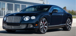 Bentley Recalls $200,000 Cars For Fire Risk