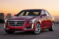 Cadillac CTS False Safety Ratings Class-Action Lawsuit to Proceed