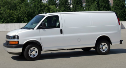 Chevy Express and GMC Savana Recalled Over Explosive Natural Gas
