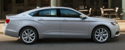GM Recalls 57,000 Chevy Impalas That Lose Power Steering