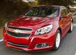 GM Recalls Malibu Over Fire Risk and Frosty Windshields