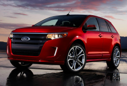 Ford Edge Investigated After 22-Inch Alloy Wheel Breaks