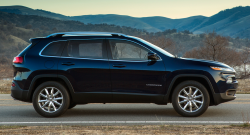 Over 206,000 Jeep Cherokees Recalled For Windshield Wiper Problems