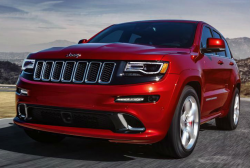 Chrysler Recalls Jeep Grand Cherokee For Software Snafu