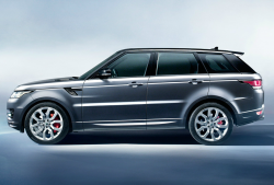 Land Rover Recalls 6,800 Range Rover Sports