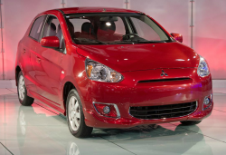 Mitsubishi Recalls Mirage and i-MiEV For Airbag Failures