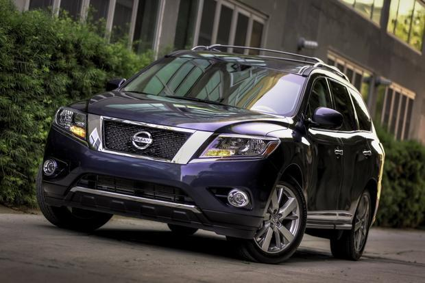 Nissan pathfinder brake problems