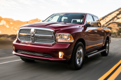 Over 1.6 Million Ram Trucks Recalled in 4 Recalls