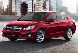 Subaru Recalls Forester, Impreza, Legacy and Outback