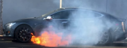 NTSB Looks At How First Responders Handle Electric Car Fires