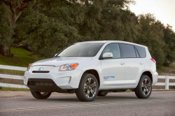 Toyota Recalls 2.9 Million RAV4 and RAV4 EV SUVs