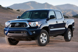 Toyota Tacoma Rattling Noise Gets Enhanced Warranty